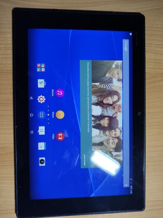 Xperia tablet LTE