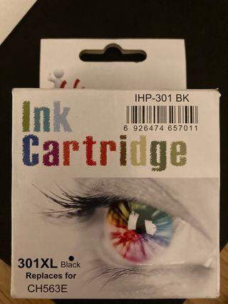 Cartucho tinta impresora Hp