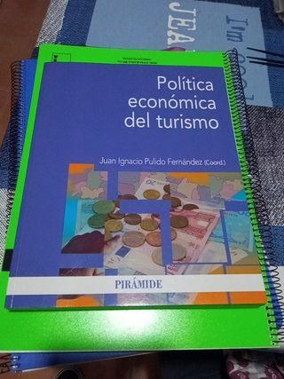 Política económica del turismo