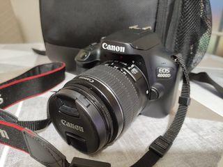 Cámara de Fotos CANON EOS 4000D