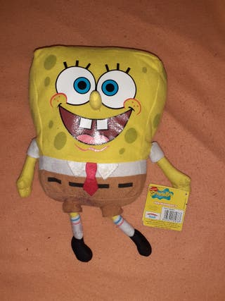 Bob esponja peluche