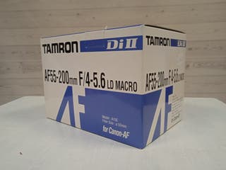 TAMRON AF55-200 F4-5.6 LD MACRO CANON/NIKON