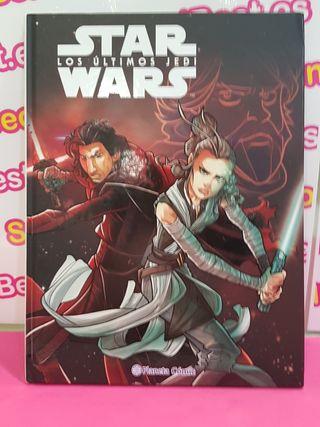 Star wars los ultimos jedi