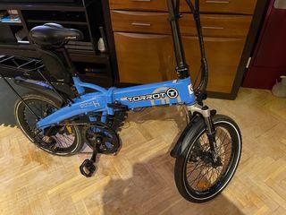 Bicicleta eléctrica Torrot