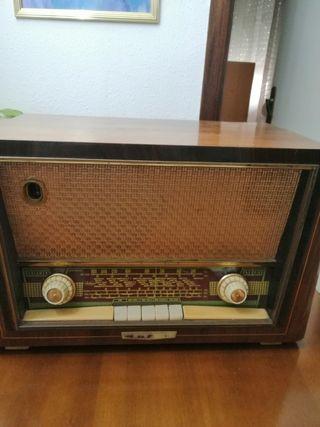 Radio antigua!!