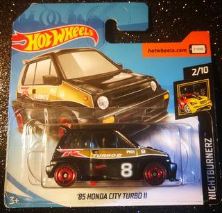 Hot Wheels Honda City Turbo ll
