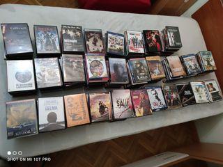 Lote de más de 400 películas
