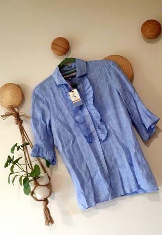 camisa El Ganso NUEVA t.M