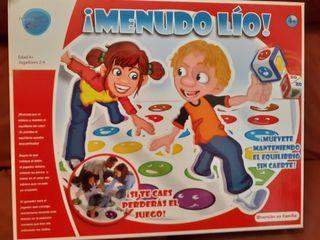 MENUDO LIO (TWISTER)