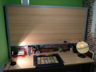Litera con escritorio Sellex