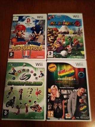 Juego de Wii (unidad)