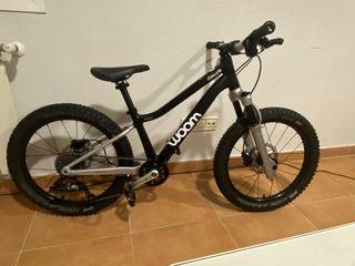 Bicicleta niño MTB Woom off air 4