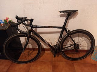 Bicicleta carretera carbono Trygon talla 56