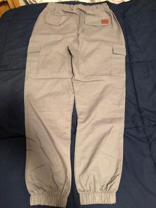 Pantalón de trabajo M gris