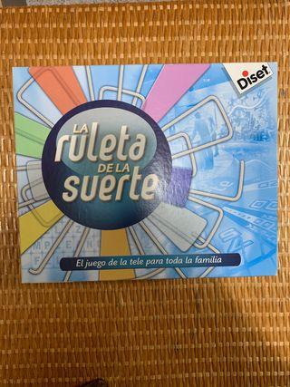 Juego RULETA DE LA SUERTE
