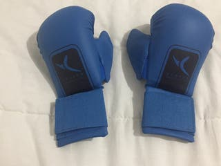 Guantes de karate decathlon