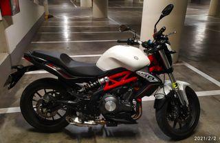 BN302 ABS 2020 garantía oficial.