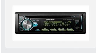 Radio Coche Pionner