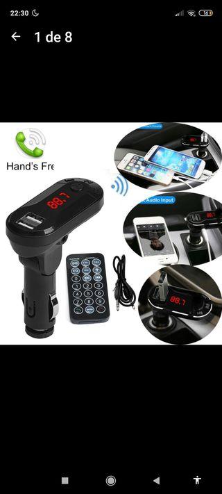 Bluetooth para coche