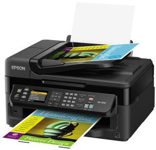 WORKFORCE WF-2540WF impresora printer