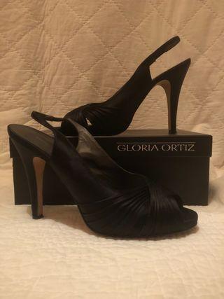 Zapatos fiesta Gloria Ortiz