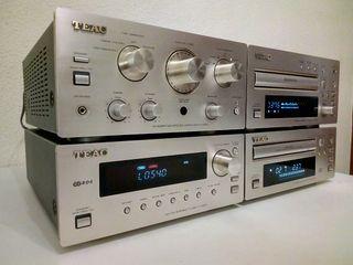 Equipo Sonido HiFi Modular TEAC Serie H300