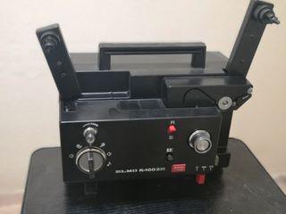 proyectores 8 y super 8 mudos y sonoros