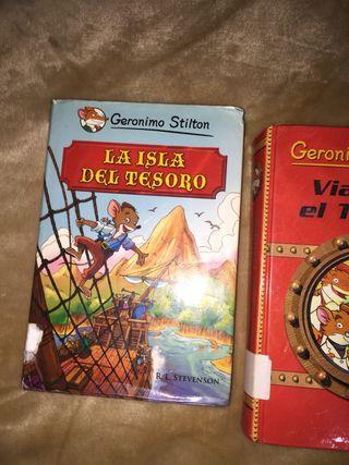 Saga Geronimo Stilton