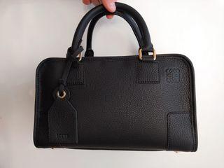 Bolso Loewe amazona 28 negro