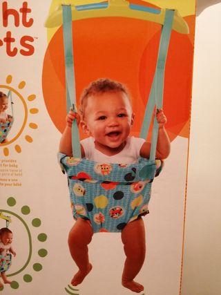 Urgente saltador columpio bebé