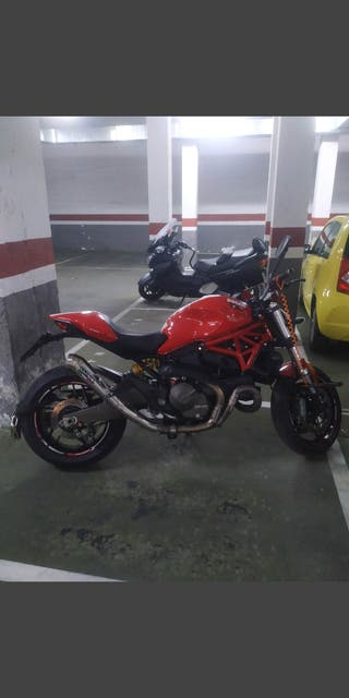 escape GPR Ducati monster 821