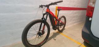 Bicicleta eléctrica Orbea Wild