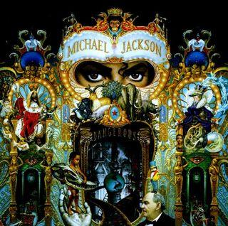 CD. MICHAEL JACKSON. DANGEROUS