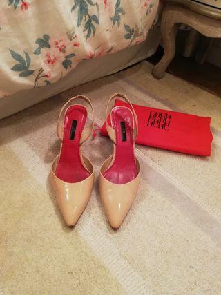 zapatos Carolina Herrera 41