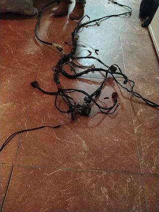 instalacion eléctrica derbi gpr 50