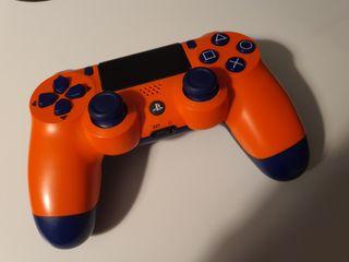 dualshock 4 V2 edicion limitada naranja