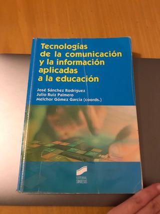 Libro Tecnologías de la comunicación...