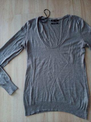 jersey fino camiseta massimo dutti