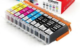 Tinta compatible impresora CANON PIXMA MG5100