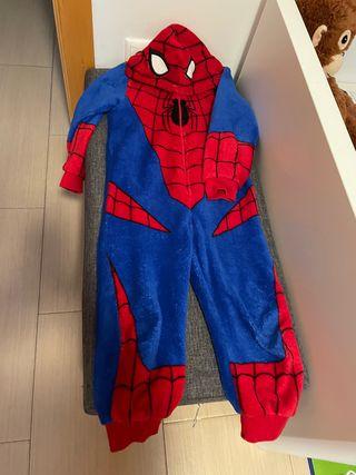 Pijama/mono Spiderman