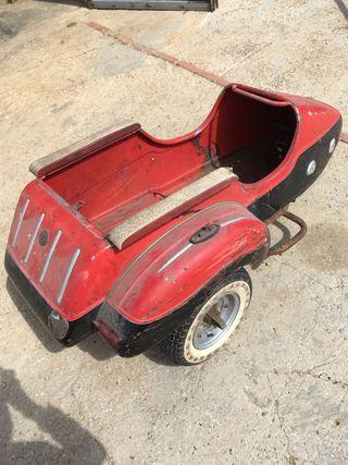 Sidecar confort Lambretta vespa