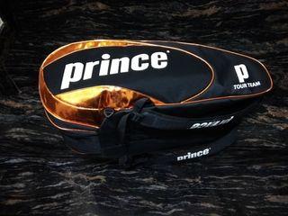 Raquetero Prince más raqueta nueva.