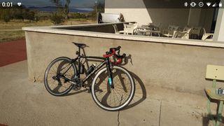 Bicicleta carretera Focus Izalco Talla S 52