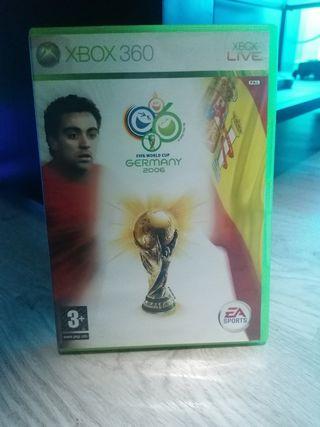 copa mundial de la fifa 2006 xbox 360
