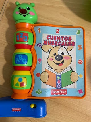 Cuentos musicales - FiSher Price