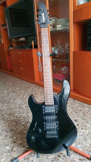 Guitarra yamaha rgx 121z zurdos