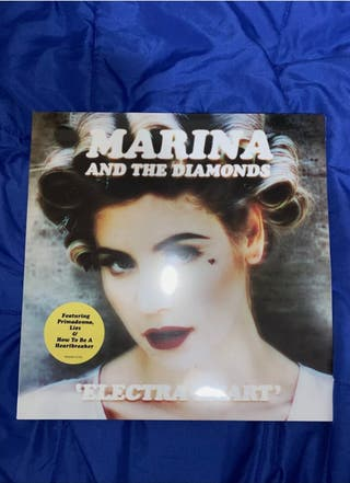 Marina and the diamonds vinilo