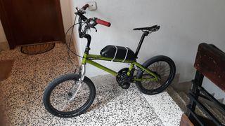 BMX Specialized eléctrica