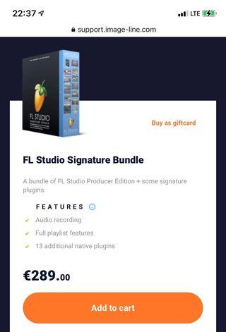 El Studio 20. + Signature Bundle win-mac