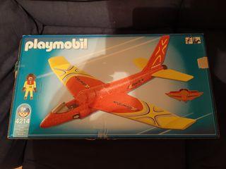 Avión de playmovil